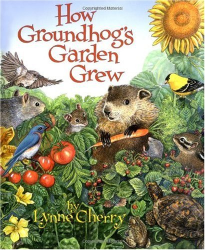 how groundhog s garden grew land of the librarian